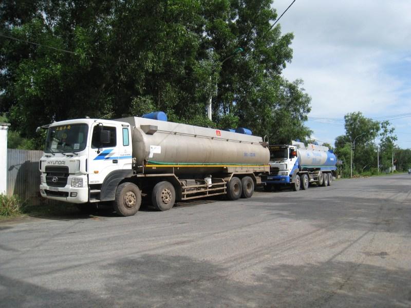 Vận tải hóa chất Bắc Nam